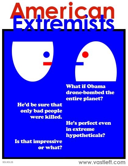 American Extremists - Hegelian vs. Predator