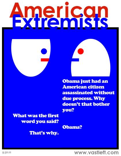 American Extremists - Word