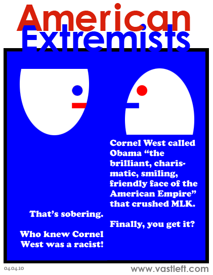 American Extremists - Empire stated