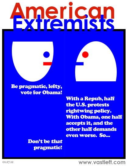 American Extremists - Pragmatic