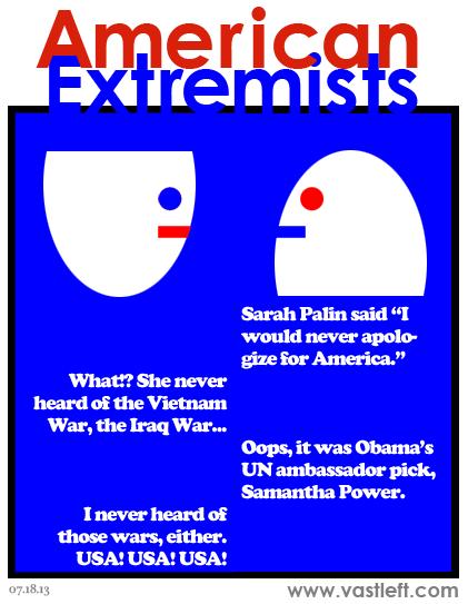 American Extremists - Non, je ne regrette rien