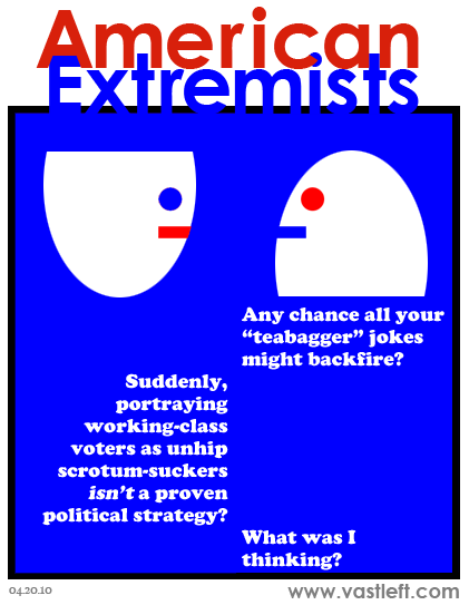 American Extremists - Ball fumbling