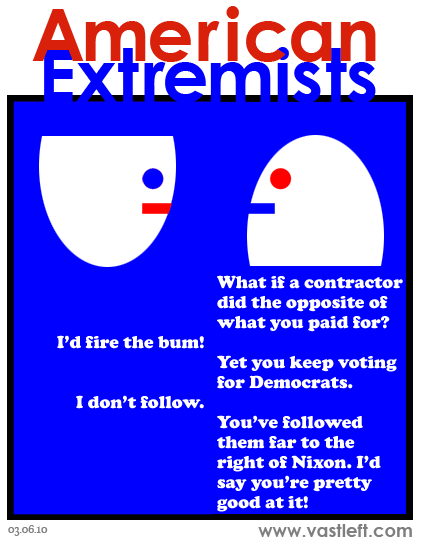 American Extremists - Contracted something